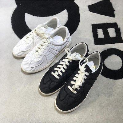 CICI隨心購Chic2020ss韓國|高級質感新款時髦小圓頭系帶厚底休閒鞋