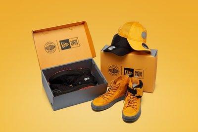 日本代購 New Era x Palladium VAPOR 輕量靴 / 帽款 兩色(Mona)