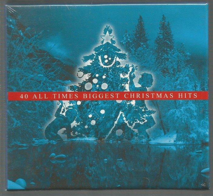 世紀聖誕歌曲典藏特輯 原曲原音 CD未拆封
