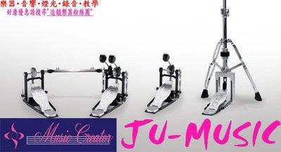 造韻樂器音響- JU-MUSIC - CRUSH 頂級 M1 大鼓 單踏板 媲美 DW 另有 MAPEX DIXON