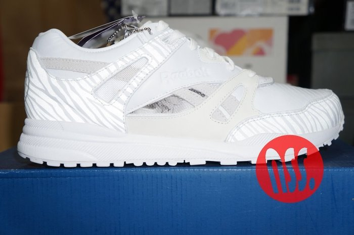 特價「NSS』REEBOK INVINCIBLE VENTILATOR CN 3M 25th 斑馬 鱷魚 US7~10
