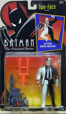 全新 KENNER BATMAN 蝙蝠俠 TWO-FACE 雙面人