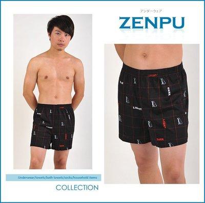 【ZENPU】經典圖騰100%絲光棉-...