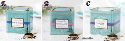 ArielWish預購英國皇室Fortnum & Mason皇室特調茶Blend伯爵茶婚禮早餐茶皇后安妮-13種250g