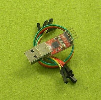【TNA168賣場】高速STC下載線 CP2102 USB轉TTL硬碟刷機線 超PL2303 串口(K001)