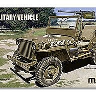 1:35 Meng Model MB Military Vehicle/Tamiya/Italeri/Takom/Bronco/Revell/Hasegawa
