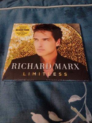 RICHARD MARX 理查瑪爾克斯   Limitless 愛無止境 專輯CD   全新