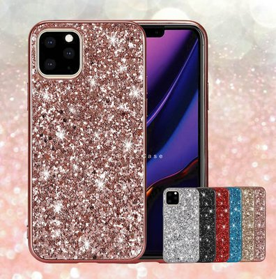 IPhone 11 Pro Xs Max XR 8 7 6 plus 閃粉 水鑽 閃亮 奢華 手機套 手機殼 保護殼
