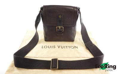 [Eco Ring HK]*Louis Vuitton Crossbody Bag M92995 TH1026 Brown*Rank AB-207001462-