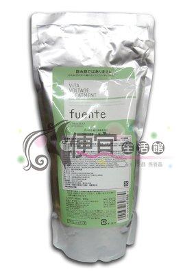 便宜生活館【頭皮調理】資生堂SHISEIDO~芳緹植物精華系列-喚髮活麗霜600g (補充包)頭皮按摩/毛燥髮專用