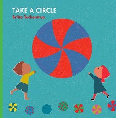 *小P書樂園* Take a Shape:  Triangle, Square, Circle, Line [分售]