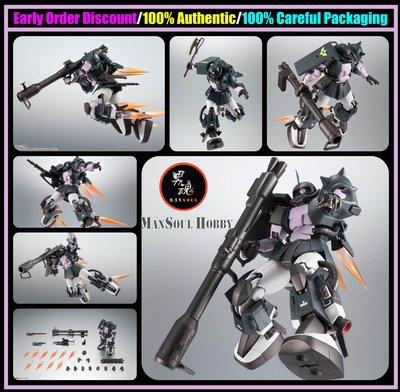 男魂 預訂 1-2月 可順豐 ROBOT魂 機動戰士高達 黑色三連星 高機動型渣古 Bandai MS ZAKU II Black Tri Stars