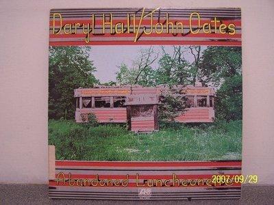 【原版流行LP】1388.Daryl Hall & John Oates:Abandoned Luncheonette,H2O,2LPS