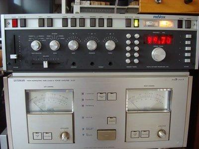 REVOX STUDER A720收音前級