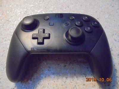Nintendo Switch PRO 原廠手把/原廠控制器 任天堂 二手 附Type-c充電線 桃園《蝦米小鋪》
