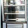 【東園餐飲設備】3尺落地小菜櫥...