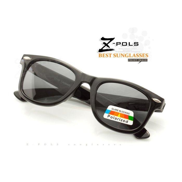 【視鼎Z-POLS兒童流行風格款】 複刻版柳釘設計 嚴選古著POLARIZED偏光UV400太陽眼鏡,新上市(五色可選)