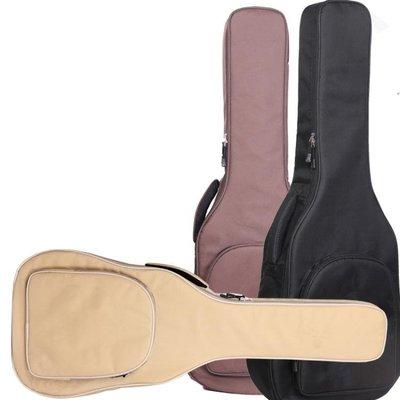民謠吉他包41寸40寸39寸38寸木吉它背包加厚後背琴袋套
