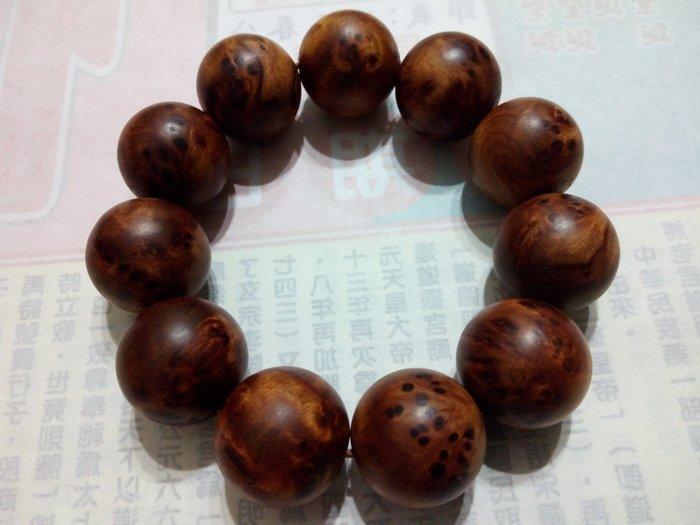 【九龍藝品】肖楠釘子瘤     油酯豐厚油亮 ~值得珍藏~ 20mm*11顆    (5)