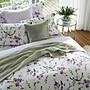 全新東妮Tonia Nicole專櫃100%天絲(萊賽爾)加大6尺件式床包被套組《奼紫嫣紅》台灣製原價16960元