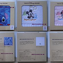 巧比&莉莉 現貨 日本 東京迪士尼 今治毛巾 方巾 小方巾 日本製 米奇/米妮/史迪奇