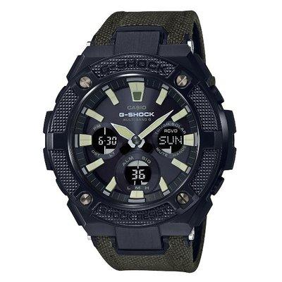 日本進口Casio卡西歐 G-Shock G-STEEL GST-W130BC-1A3JF 太陽能男錶 水貨保養一年