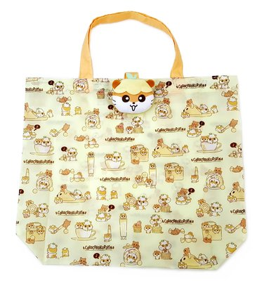 Sanrio 美版 Corocorokuririn CK鼠 可摺 環保袋 Foldable Eco Bag