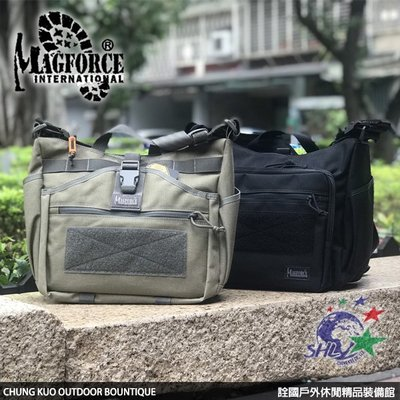 詮國 - Magforce 馬蓋先 雙面人戰術攜行袋 / 1050D / 兩色可選 / 0498