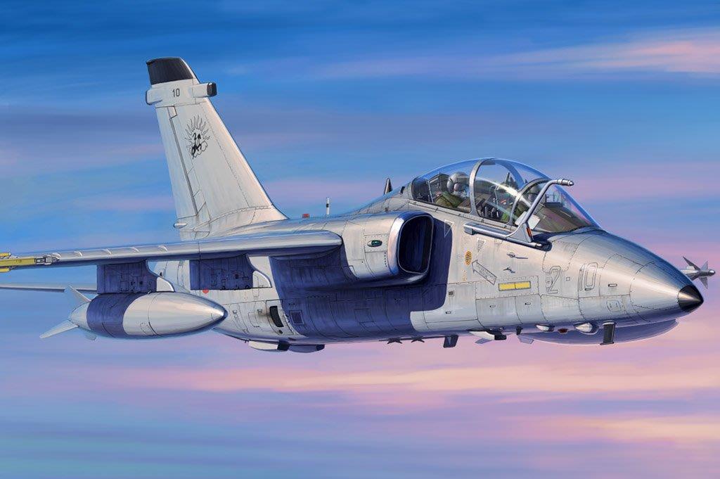【喵喵模型坊】HOBBYBOSS 1/48 巴西 A-11B 教練機 (81743)