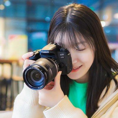 二手Canon/佳能700D 750D 760D 77d 800d 單反套機 數碼相機 vlog