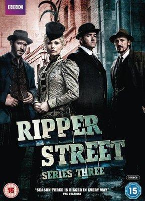 【藍光電影】開膛街 第三季 2碟 Ripper Street S03(2014)碟1 126-036|126-037