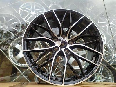 全新 台製 BMW PERFORMANCE 405M 19吋前後配鋁圈 5/120