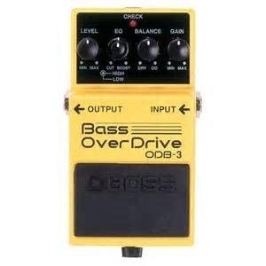 【六絃樂器】全新 Boss ODB-3 Bass Over Drive 電貝斯破音效果器 / 現貨特價