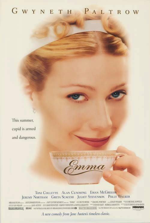 艾瑪姑娘要出嫁-Emma (1996)原版電影海報