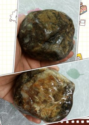 花東年糕玉海洗原石520g