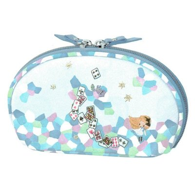現貨 免運費 日本帶回 童話世界 化妝包 收納包 小紅帽 愛麗絲 美人魚 加藤真治 小日尼三 41+ gift41