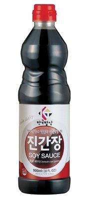 韓國濃醬油900ml 韓國 醬油 ~現貨