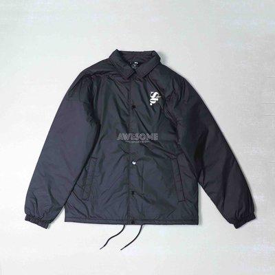 [歐鉉]NIKE SB SYNTHETIC FILL THERMORE 鋪棉 教練外套 男生 CD8810-010