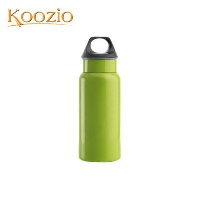Koozio經典水瓶350ml (綠) (不鏽鋼水瓶/水壺 /不銹鋼杯/ 隨手杯/ 環保杯) Koozio原廠專賣