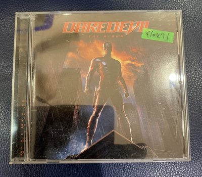 *還有唱片行*DAREDEVIL 二手 Y10471