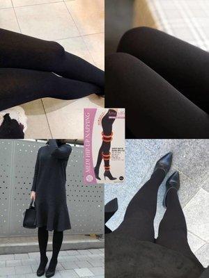 *o-ha-you*韓 KOREA韓國Amaryllis 320D 保溫塑腿褲3D立體編織技術提臀內理拉絨處理褲襪