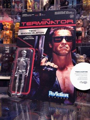 Artlife @ FUNKO Reaction Terminator T-800 Endoskeleton 魔鬼終結者