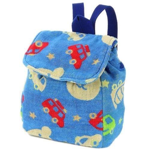 現貨+免運 日本製 彩虹熊Rainbow Bear 高品質今治毛巾後背包 小童後背包 兩色