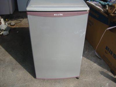 高雄屏東萬丹電器醫生 中古二手冰箱 東元小鮮綠91公升 2650