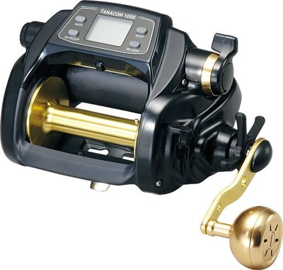 《三富釣具》DAIWA 14 TANACOM1000電動捲線器 商品編號 829731
