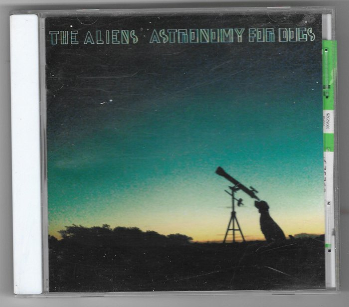 the aliens / astronomy for dogs