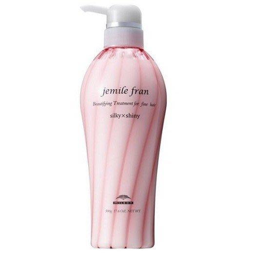 ♡NANA♡哥德式 Jemile Fran系列 絲緞 × 光潔 護髮素 清新光澤 500g