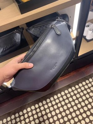 【Woodbury Outlet Coach 旗艦館】COACH 79149 76799 腰包 胸包美國代購100%正品