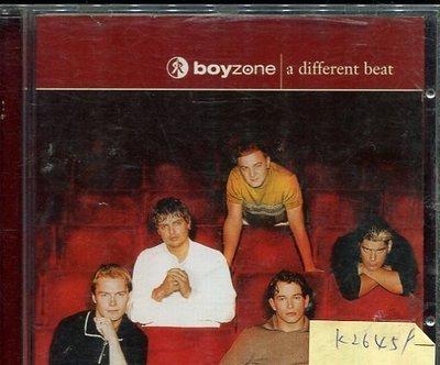 *真音樂* BOYZONE / A DIFFERENT BEAT 二手 K26459