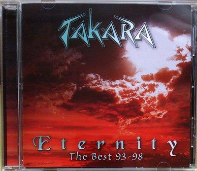 Takara - Eternity:The Best 93-98 二手日版
